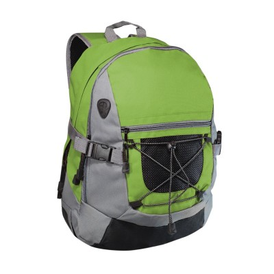 Promobags Tuscan Bungee Backpack Lime