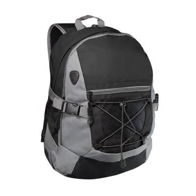 Promobags Tuscan Bungee Backpack Black