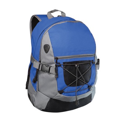 Promobags Tuscan Bungee Backpack Royal