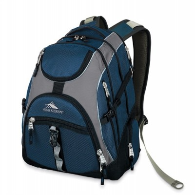 PBO High Sierra Access Daypack Navy