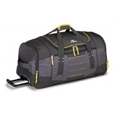 PBO High Sierra Ultimate Access 66CM Wheeled Duffle Grey