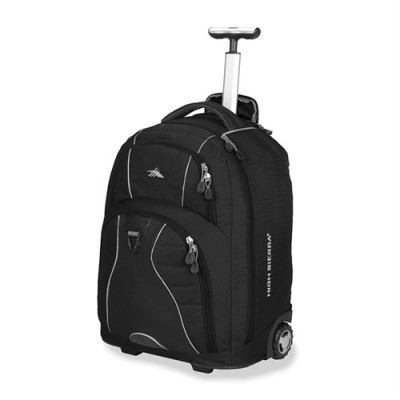 PBO High Sierra Freewheel Backpack Black