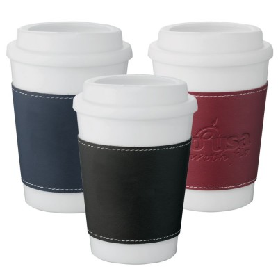 Optional Sleeve for Item 4035 White Tumbler