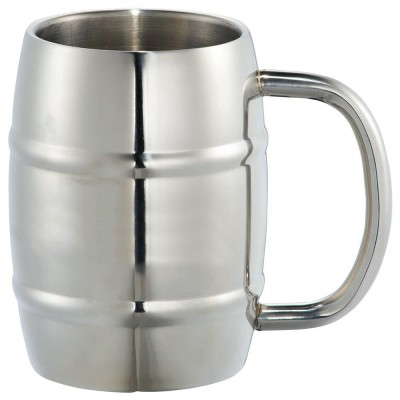 Growl Stainless Barrel Mug