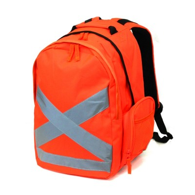 Promobags Hi-Vis Backpack Orange