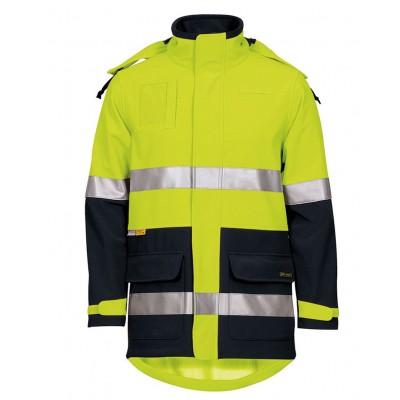 Hi Vis (D+N) Soft Shell Industry Jacket