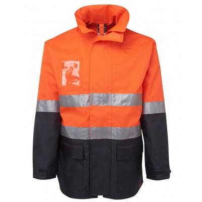 Hi Vis (D+N) Long Line Jacket