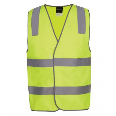 Hi Vis D+N Safety Vest Security/Staff/Visitor