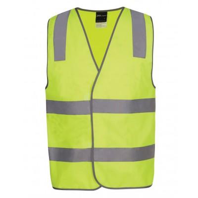 Hi Vis D+N Safety Vest Security/Staff/Visitor
