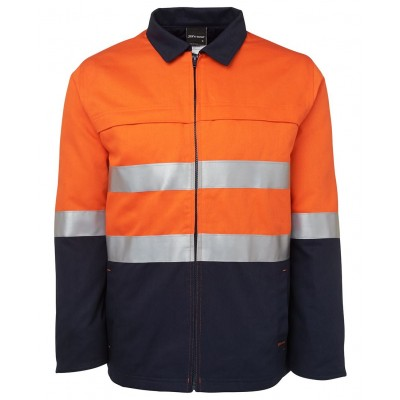 Hi Vis (D+N) Cotton Jacket