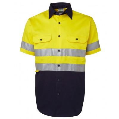Hi Vis S/S (D+N) 190G Shirt