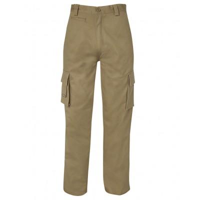 Mercerised Multi Pocket Pant
