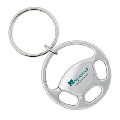 High Claiber The Rotella Keychain