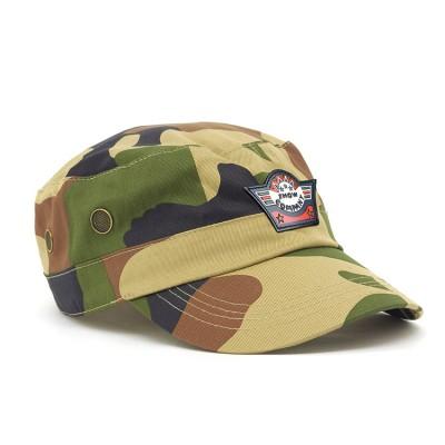 Grace Collection Camo Military Cap | AH817/HE817