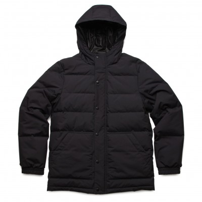 As Colour Puffer Jacket-2