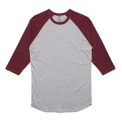 As Colour Raglan Tee-5