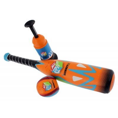 Summit Sport Baseball Bat, Launcher & Ball
