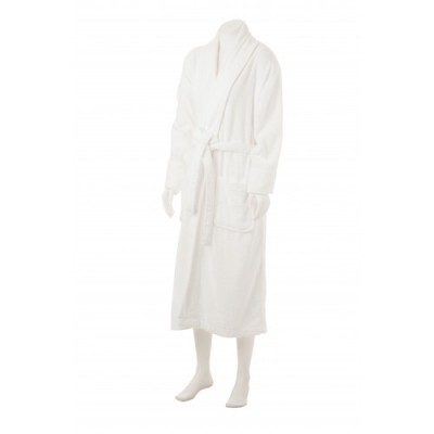 Simba Towels Terry Bath Robe With Collar | BR119