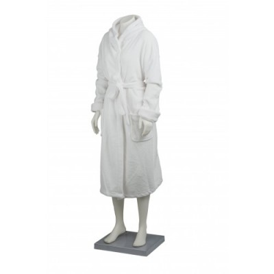 Simba Towels Coral Fleece Hooded Bath Robe | BR150