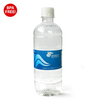 High Caliber 600ml Natural Spring Water