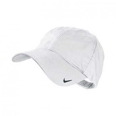 Nike Tech Blank Cap In White