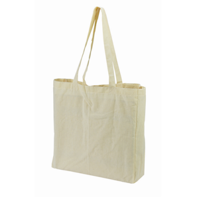 Dex Group Collection Calico Bag with Gusset