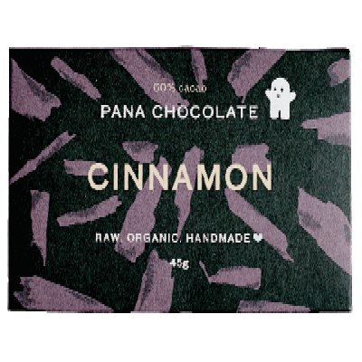 Pana Chocolate Cinnamon 45G Bar