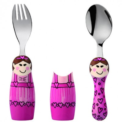 Eat4Fun Ballerina 2pc Set