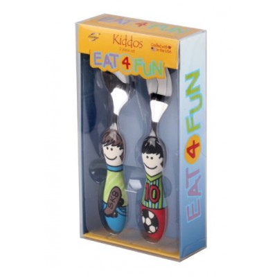 Eat4Fun Chris+Tony 2pc Set