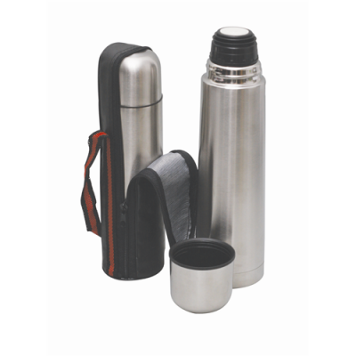 Dex Group Collection Bullet Flask Silver 500ml