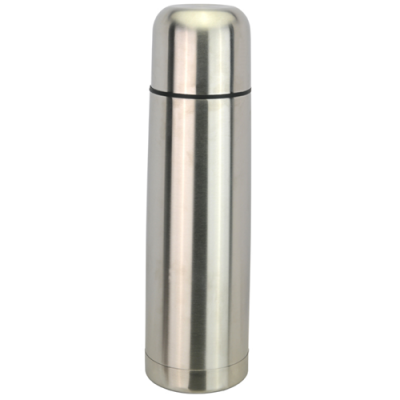 Dex Group Collection Bullet Flask Silver 750ML