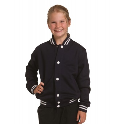 Fleece Letterman Kids