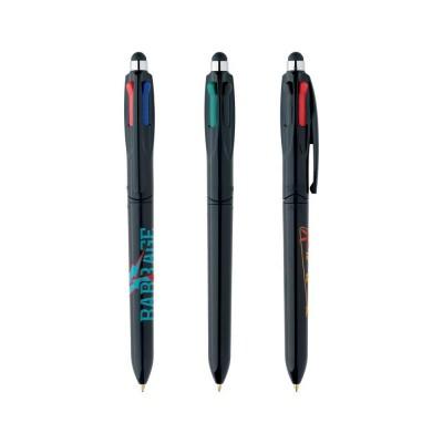 4-Colour Pen With Stylus