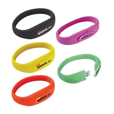 Bracelet USB 2.0 Flash Drive - 16GB