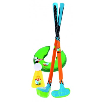 Summit Sport Golf Club, Putter, Green, Tee, & Ball