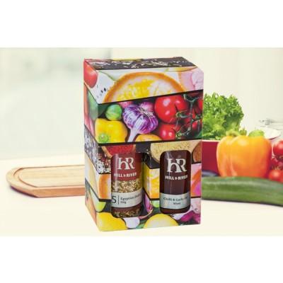 Gourmet Gift Dukkah Dipper Pack