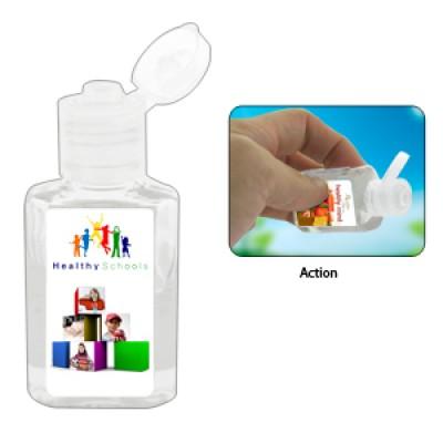 High Caliber 30ml Hand Sanitiser Gel