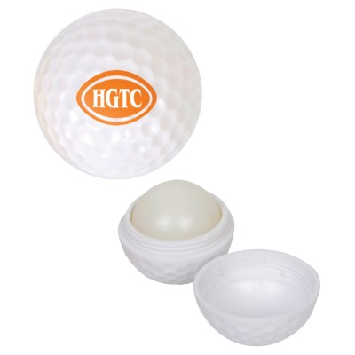 High Caliber Golf Ball Lip Balm
