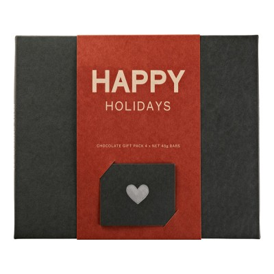 Pana Chocolate Happy Holydays Gift Pack