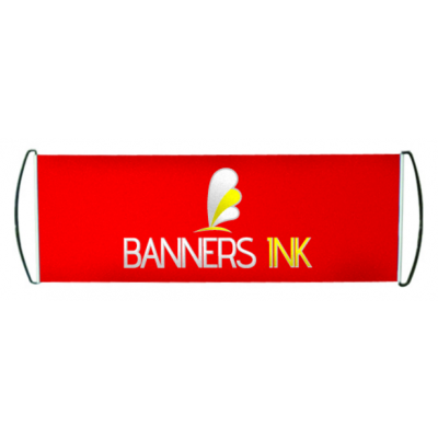 Banners INK Pull Out Banners