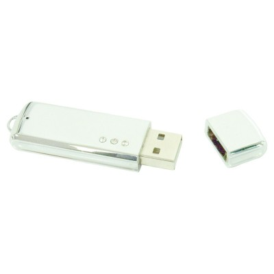 Promotional Solutions IT Chrome Diamante Flash Drive