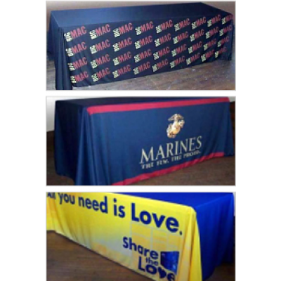 Banners INK Table Covers