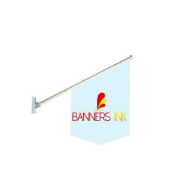 Banners INK Shop Front Flags