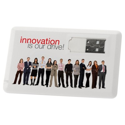 Promotional Solutions IT Slimline II Flash Drive