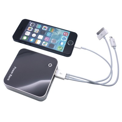 Promotional Solutions IT Charge Me Tight Power Bank