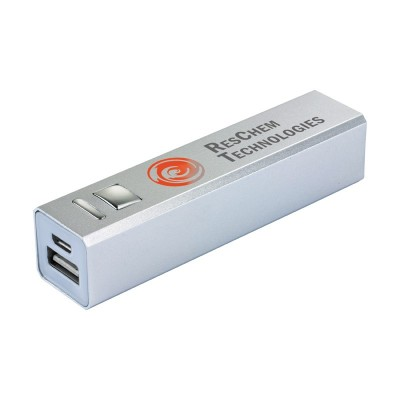 Promotional Solutions IT Alu Force Power Bank (Stock)