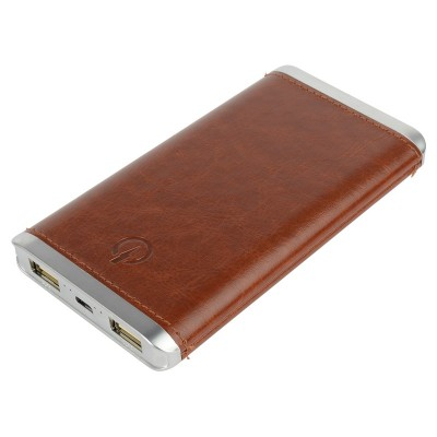 Promotional Solutions IT Leather Powerbank