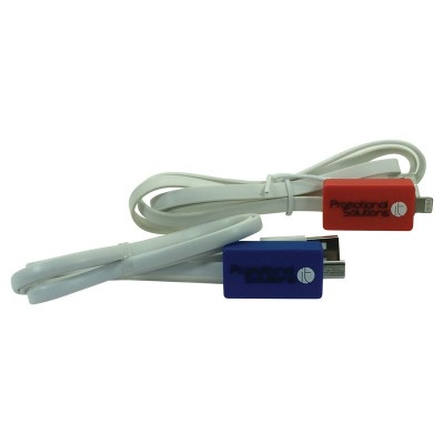 Promotional Solutions IT Customised LED Charge Cable