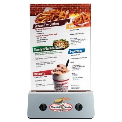 Promotional Solutions IT Menu Power Bank