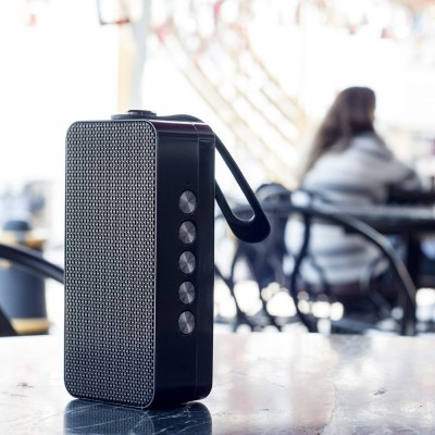 Black Block Bluetooth Speaker